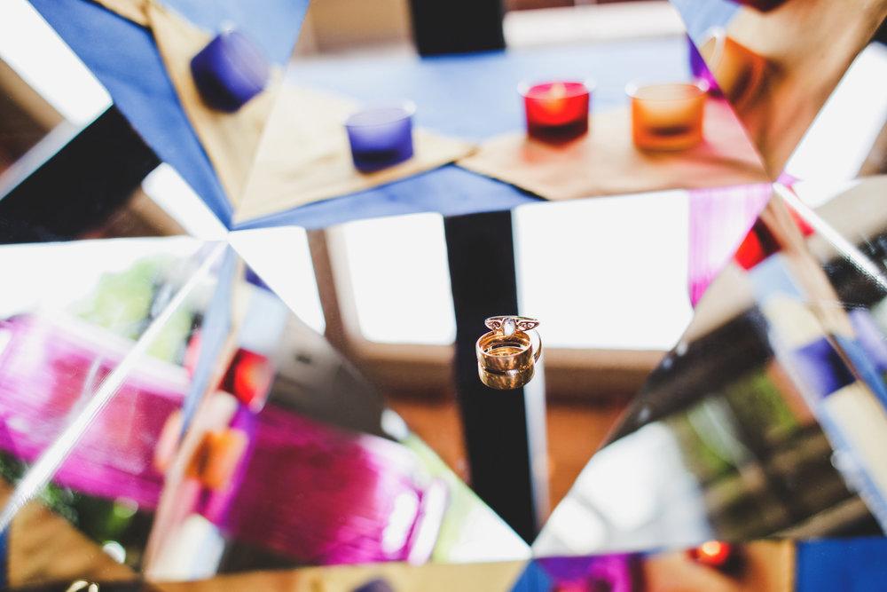 cool-wedding-ring-shot-reflections-mirrors