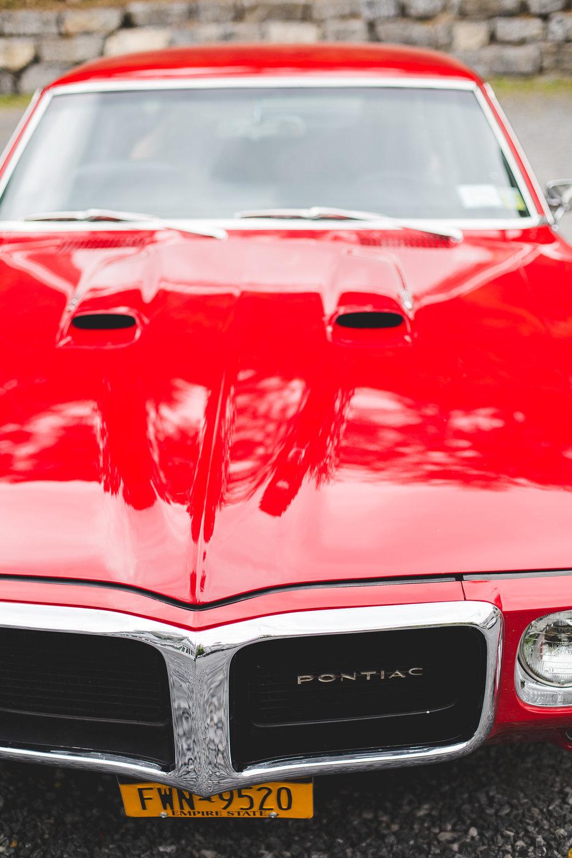 cherry-red-pontiac-gto-wedding-vehicle