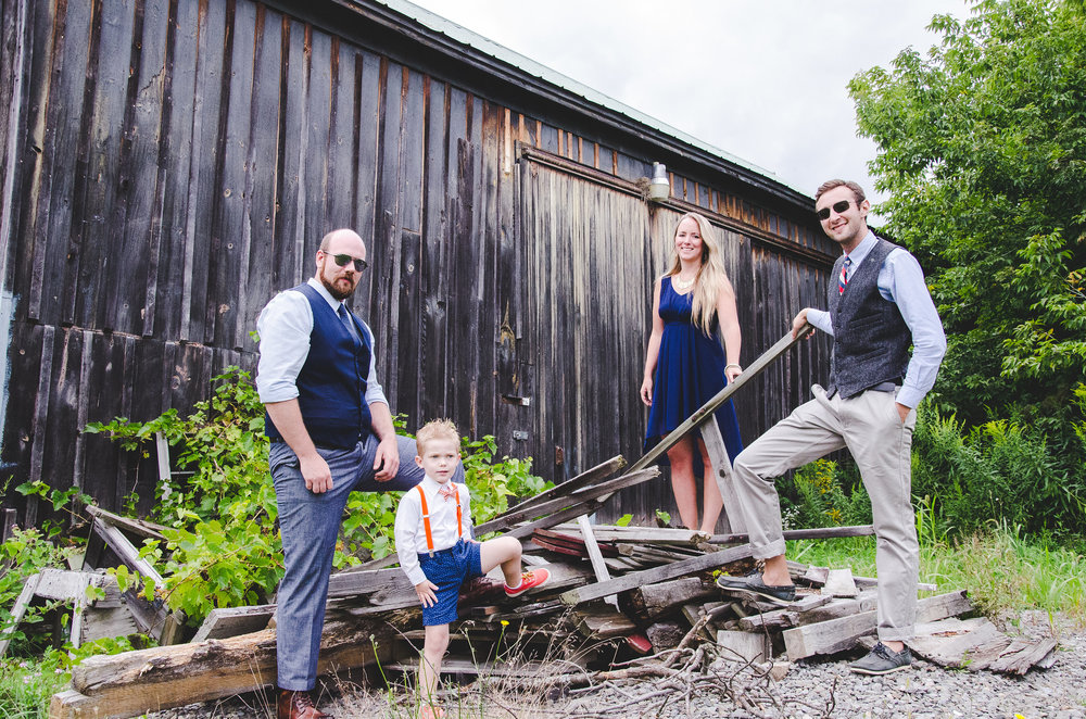 cool-groomsmen-and-groom-portrait-scrap-wood