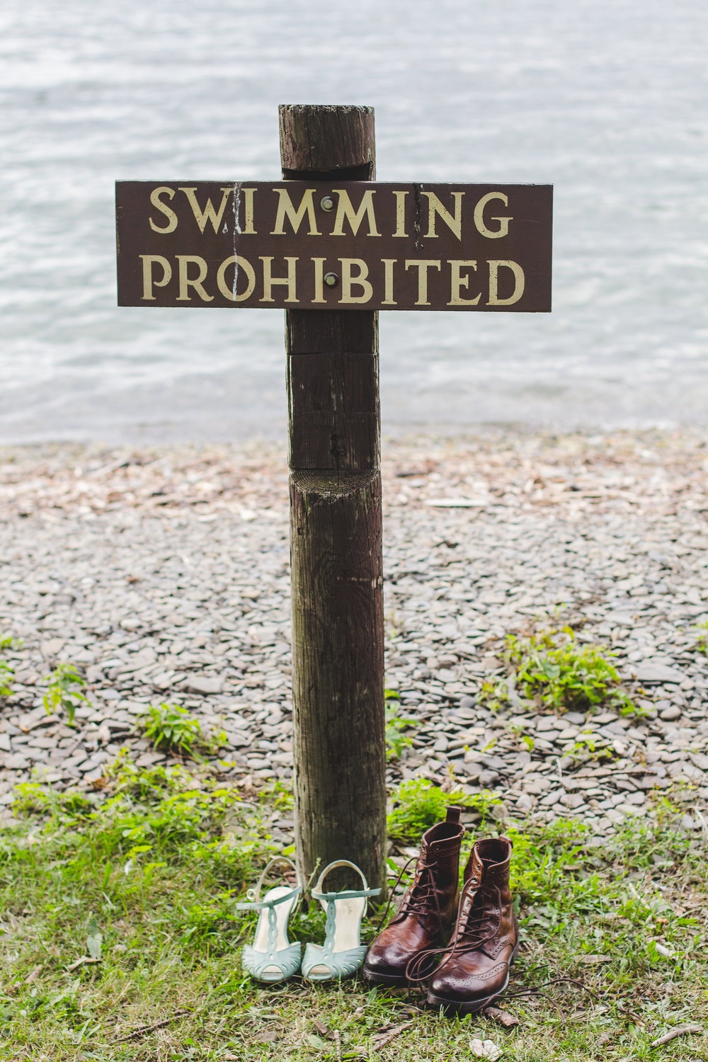 cute-no-swimming-picture-wedding-new-york-ithaca-tr