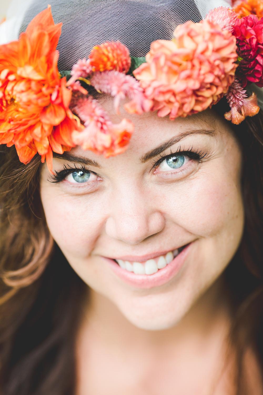 bridal-portrait-smiling-happy-bride-color-tiffany