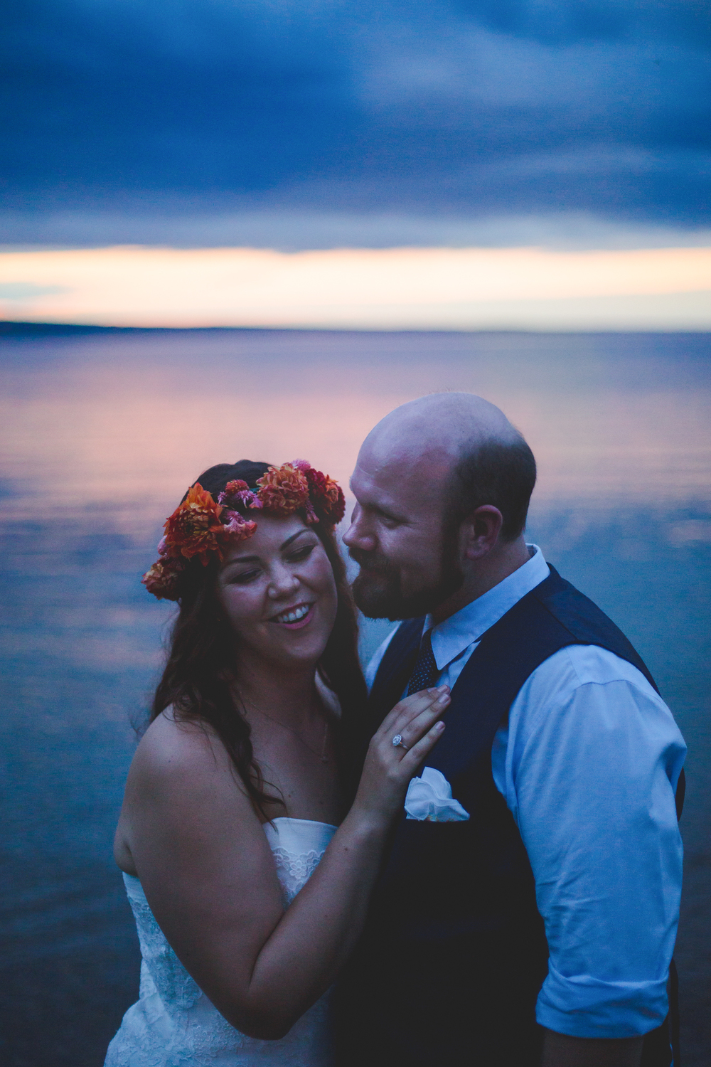 laughing-bride-groom-sunset-tiffany-roy