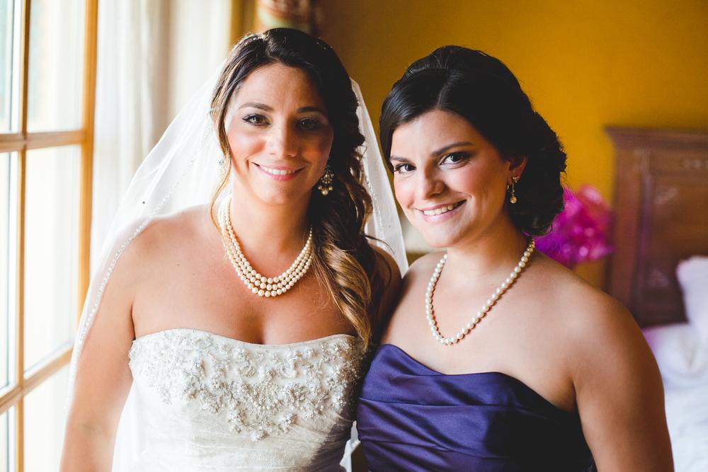 lori bride and sister