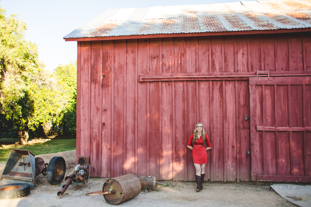 az senior photography desi cool wide angle barn shot