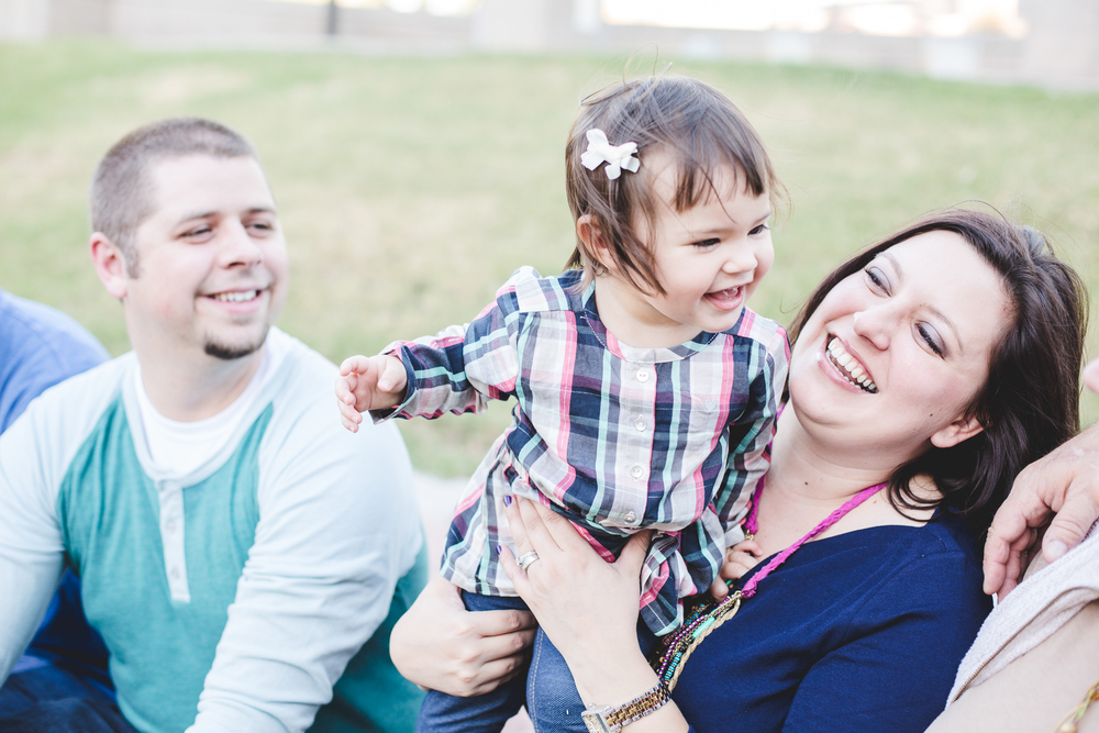 az family photographer beattys laughing toddler