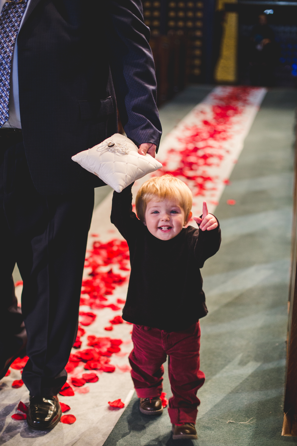 rs cute ring bearer