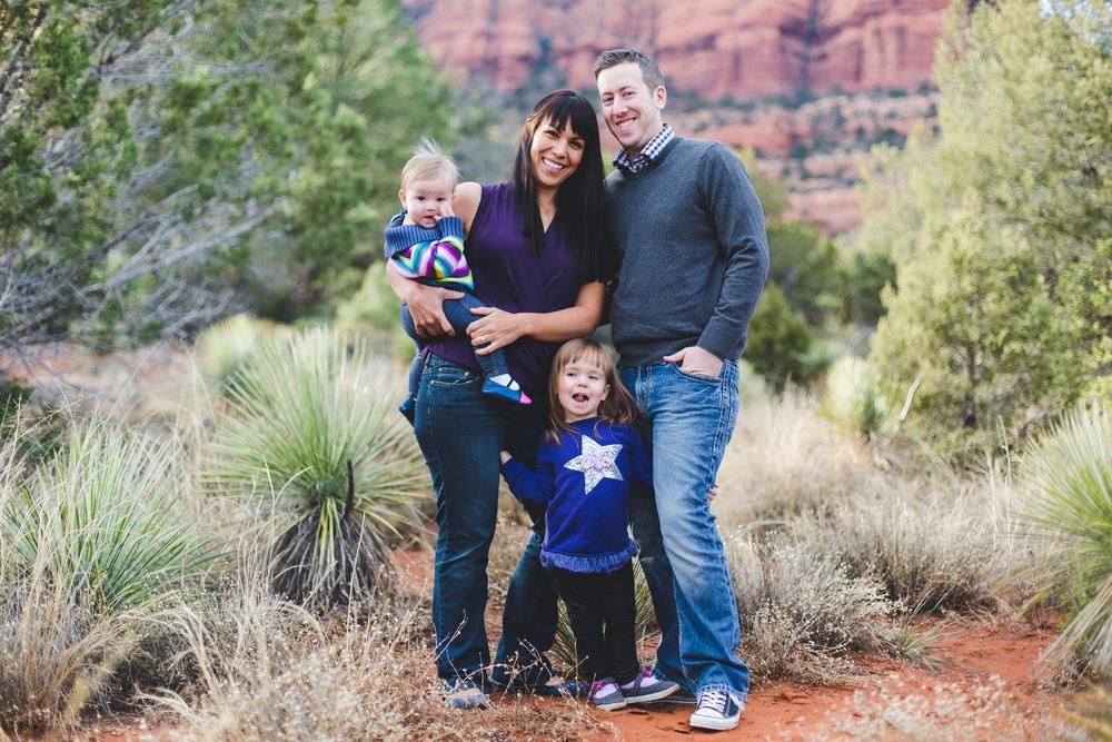 aaron kes family photography sedona