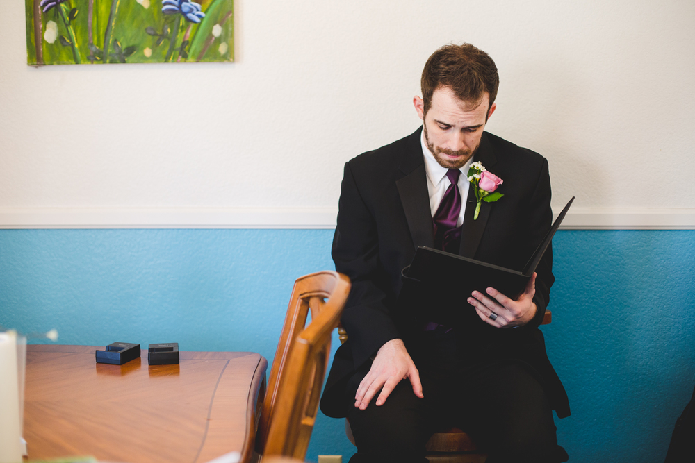 wedding officiant practicing service sd