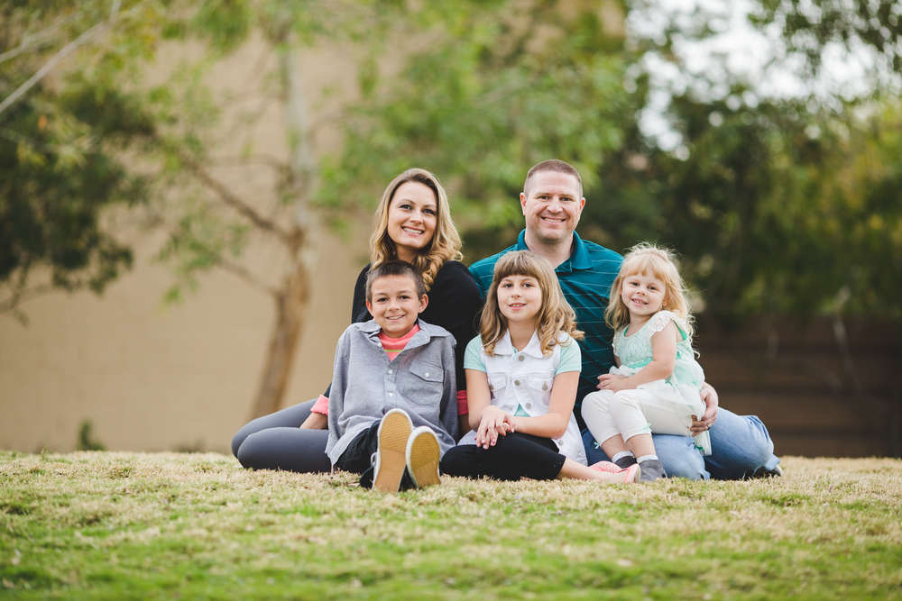vote family photography downtown gilbert