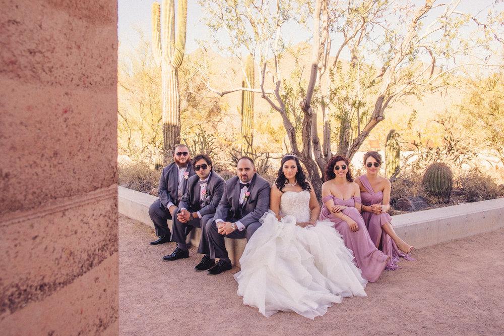 wedding-party-scottsdale-desert