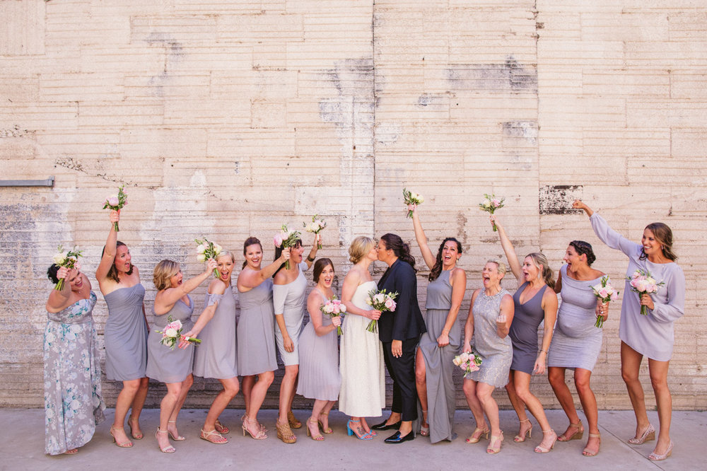 all-female-wedding-party-phoenix