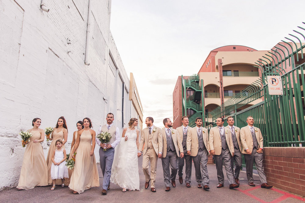wedding-party-walking-shot-downtown-phoenix