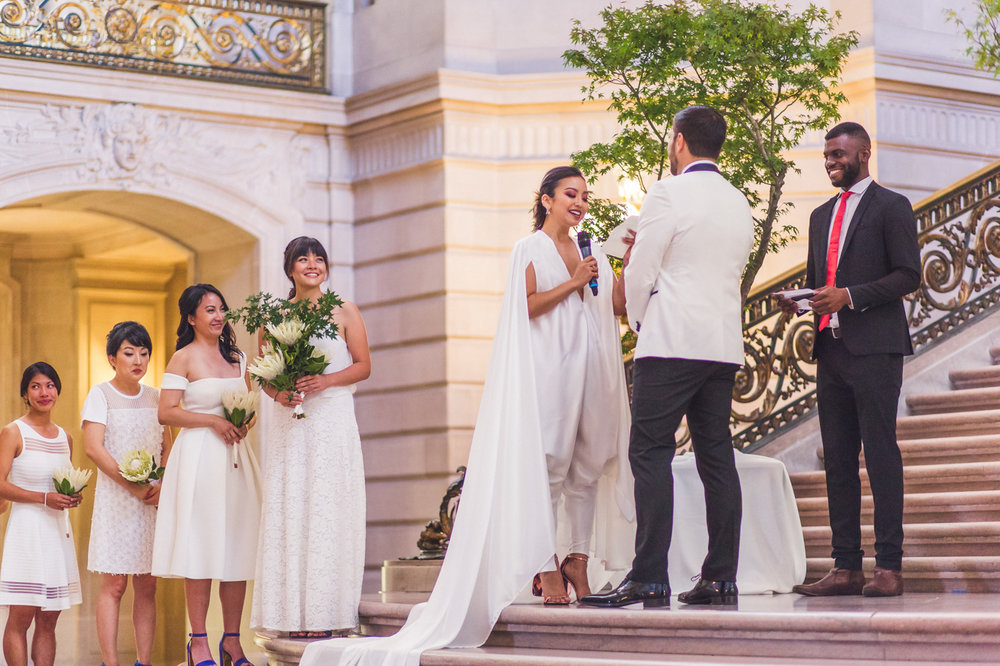bride-san-francisco-city-hall-wedding-ceremony