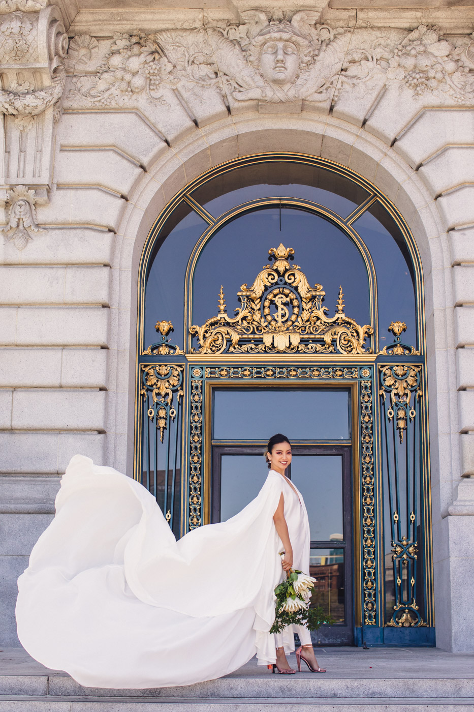bride-in-jumpsuit-and-cape