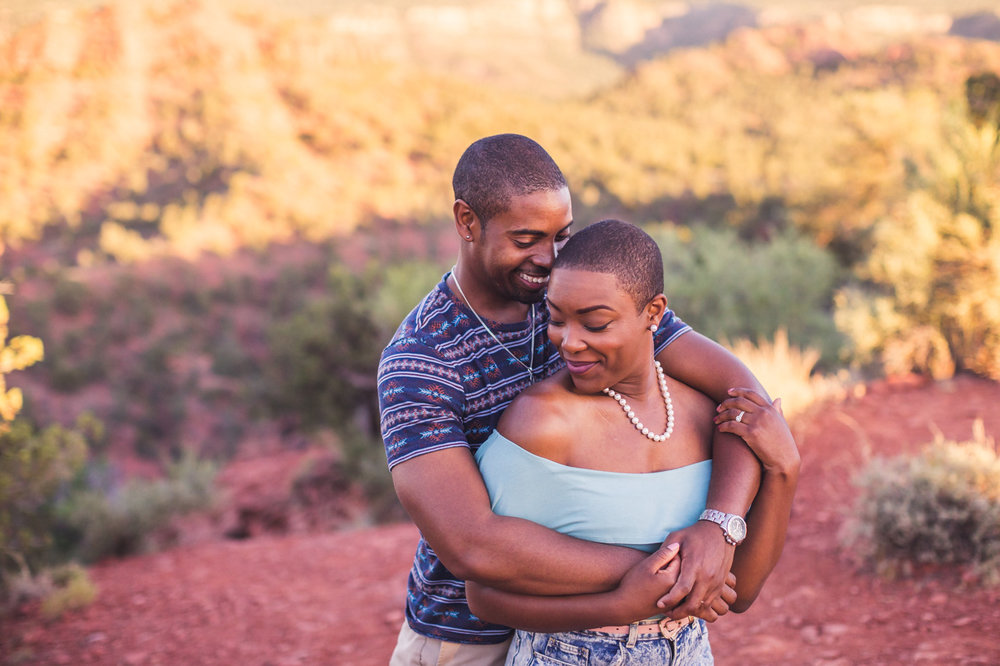 red-rock-state-park-engagement-session