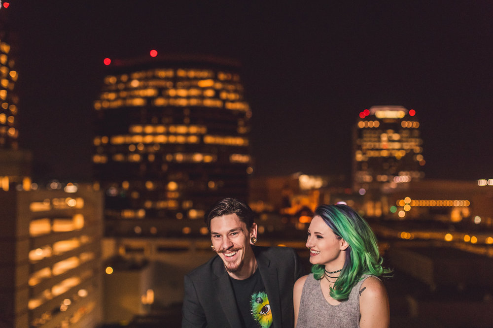 rooftop-engagement-session-phoenix-az