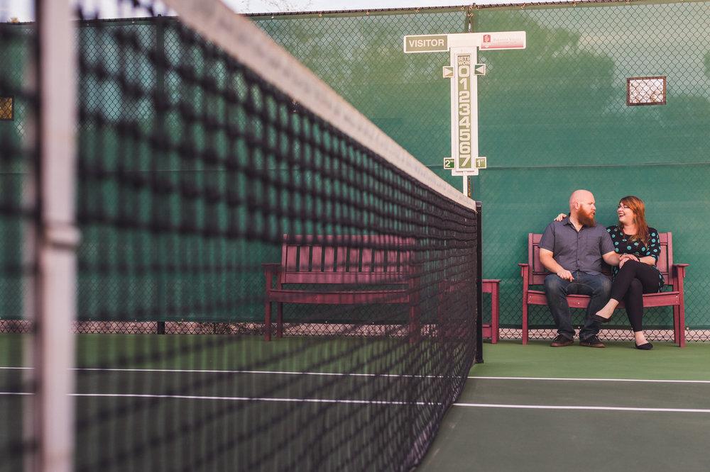 tennis-court-engagement-session