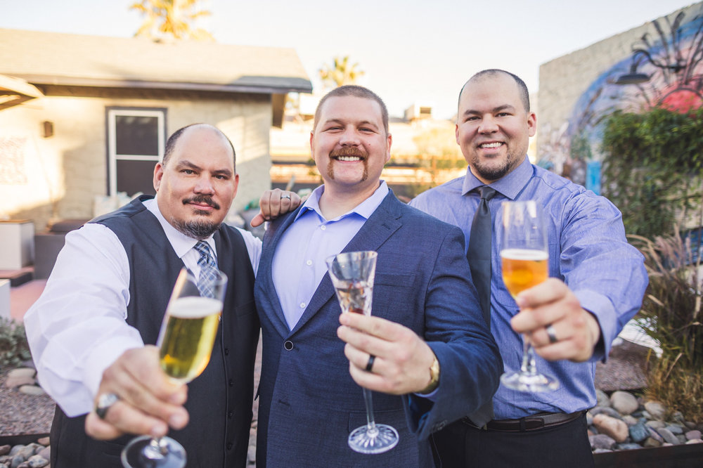 groom-and-boys-toasting