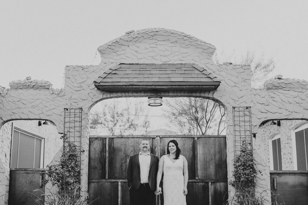 black-and-white-wedding-portrait