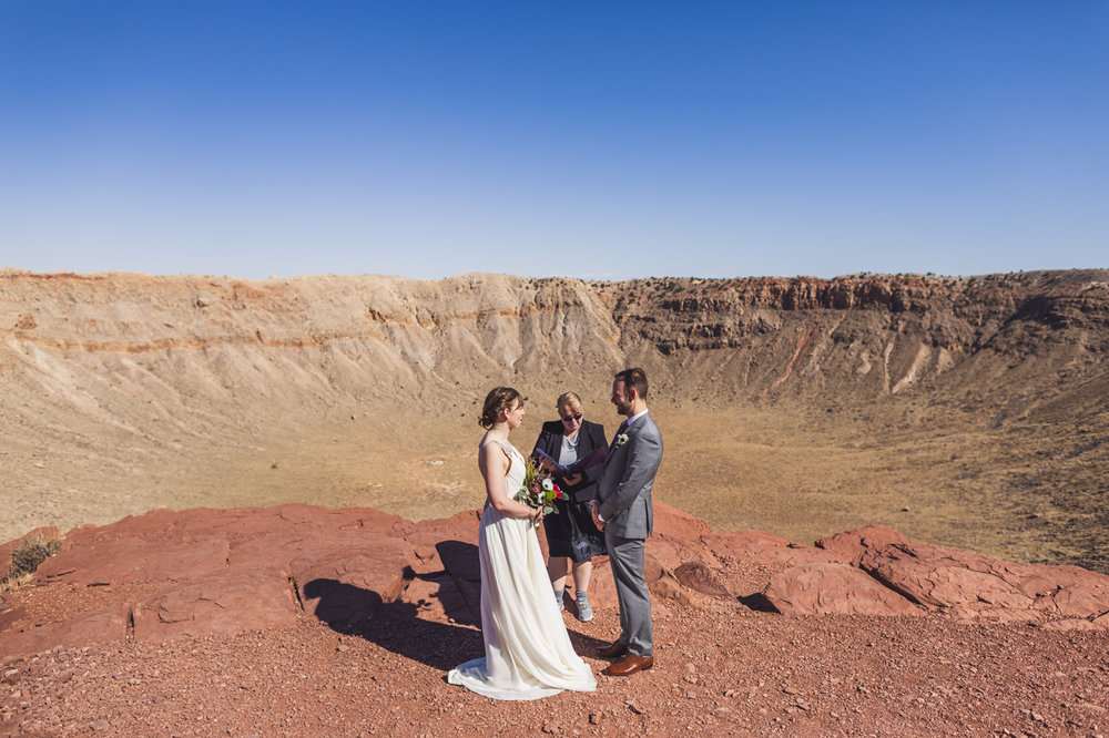 meteor-crater-elopement-az