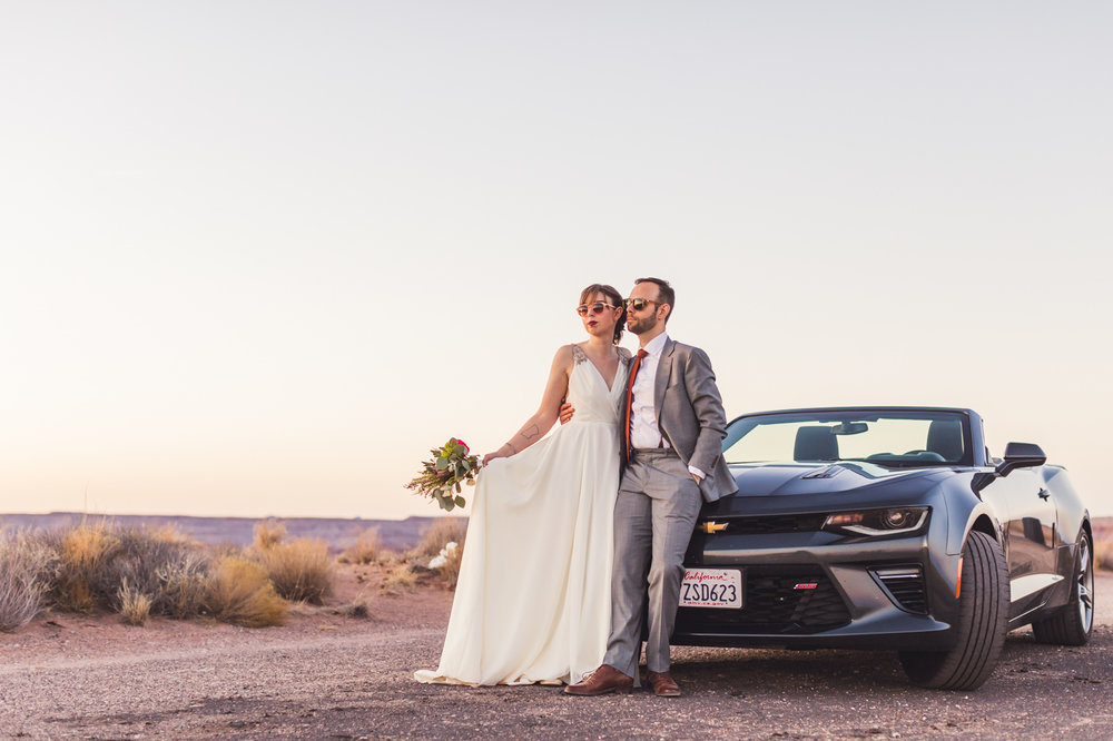 cool-car-wedding-photo