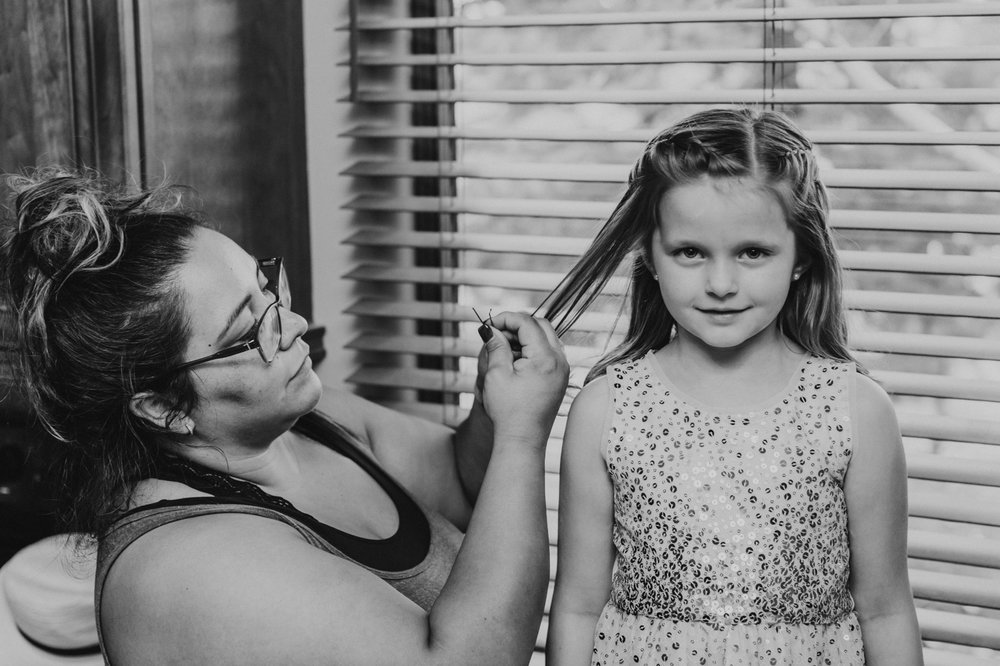 flower-girl-getting-hair-done
