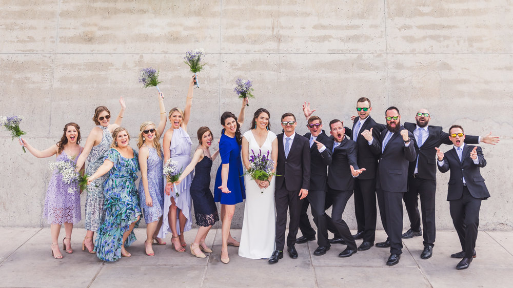 fun-wedding-party-photo-celebrating