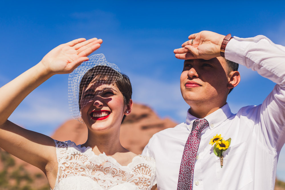 full-sun-phoenix-desert-wedding-photo