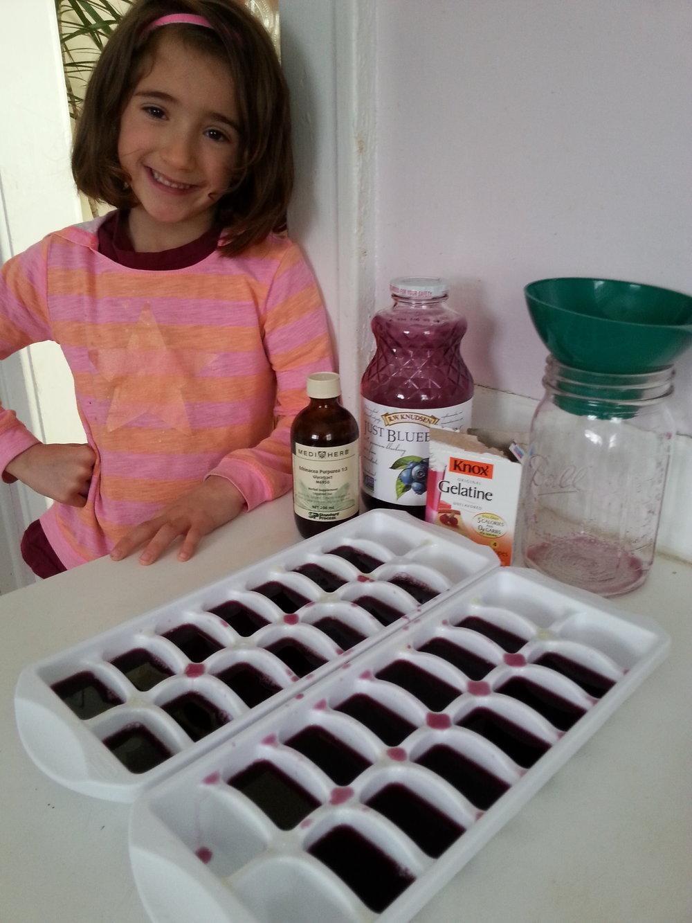 Liquid herbs for Kids