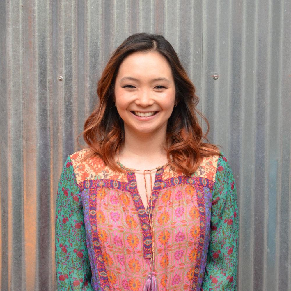 Andie Nishita, Junior Designer