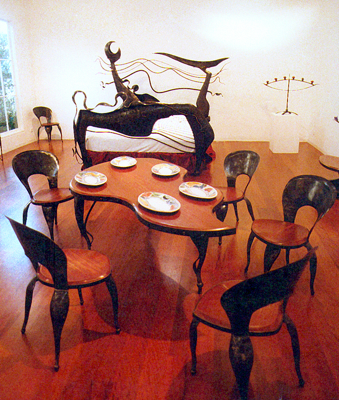 Solo exhibition, Sturt Gallery