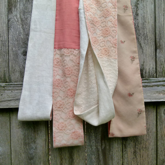 lace infinity scarves