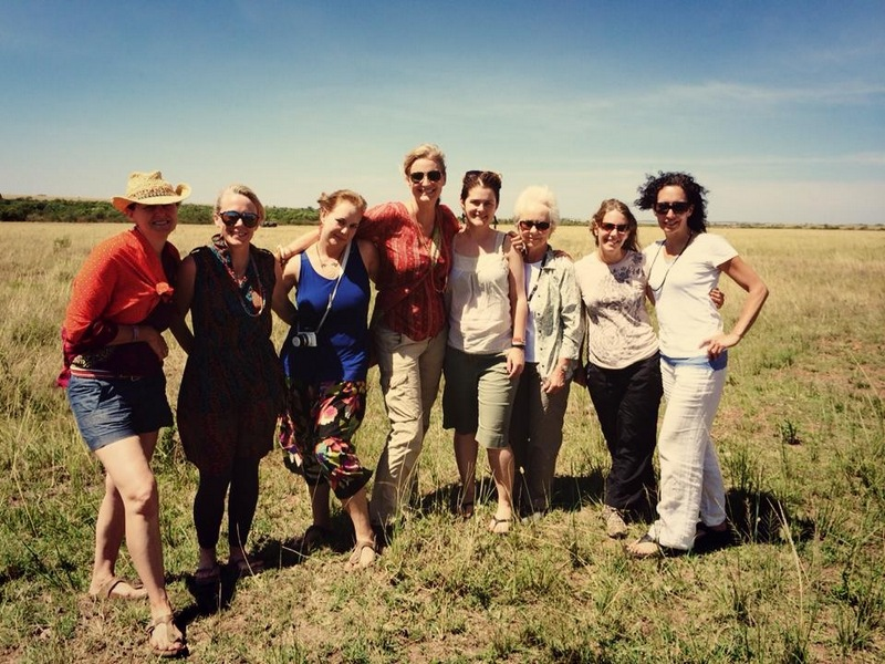 Our traveling partners with A Voice Is Heard (minus the amazing Wendy Ellsworth). This is an amazing group of mothers, caregivers andkind hearted women. In addition, they are photographers, writers, nurses,business managers, born and raised New Yorkers, former cattle ranch owners and so much much more. Allcoming togetherfor a trip to support the women and girls in Kenya.So lucky to be included in this group of amazing women.