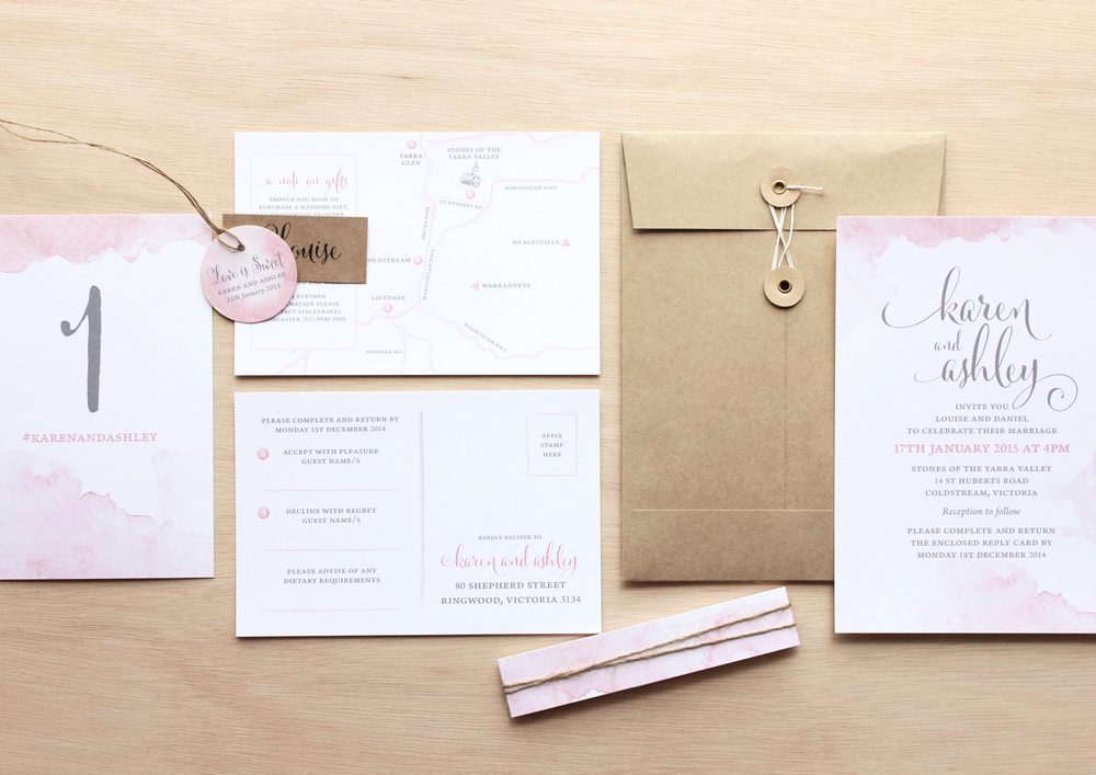 The design process bella stationery studio wedding planning process by offering all your stationery needs within the one place if you are unsure how to best capture the styling of your stopboris Images