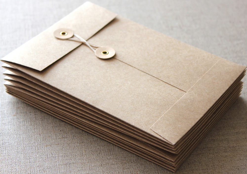 Kraft Wedding Invitations for adorable invitation layout