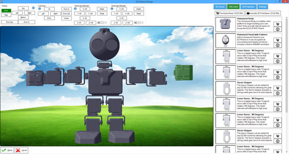 EZ-Builder