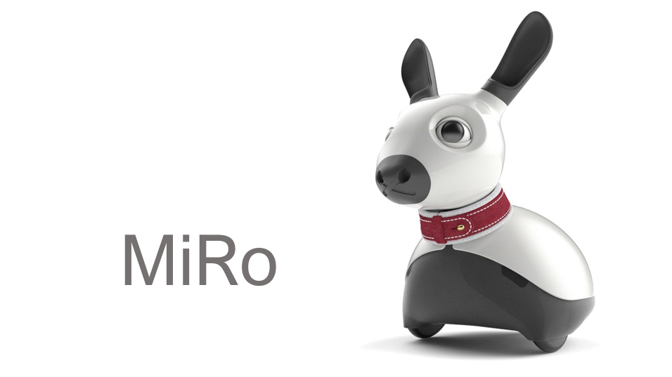 Meet MiRo - The Robotic Dog