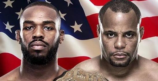 Jones vs. Cormier UFC Fight