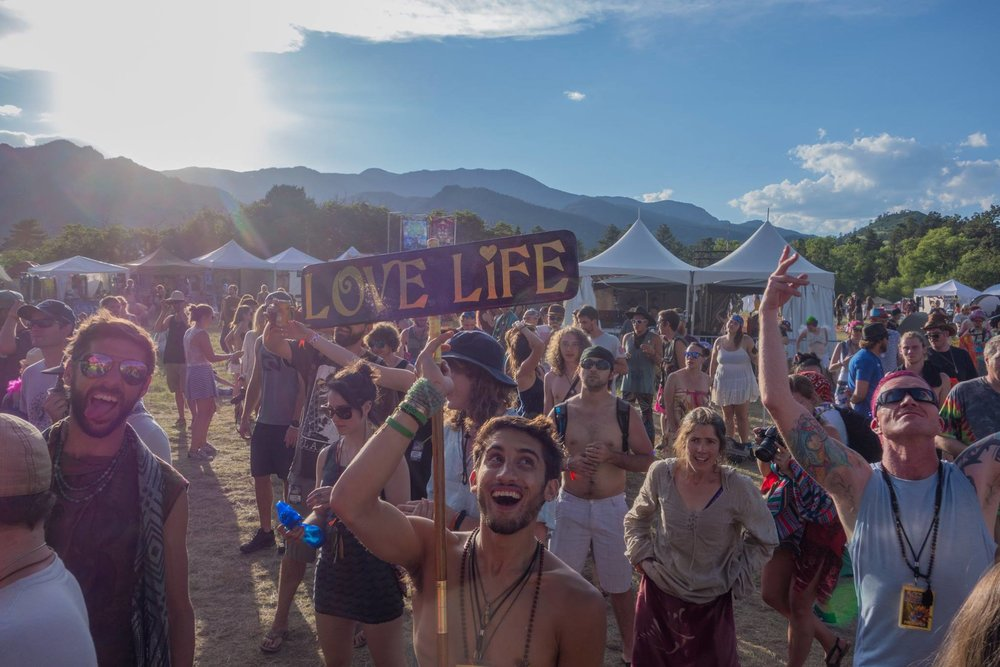 Sonic Bloom 2015 @ Pumpkin Sunset Set