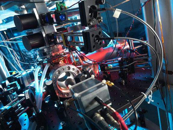 Precious Time: The Challenge of Building a Better Atomic Clock
