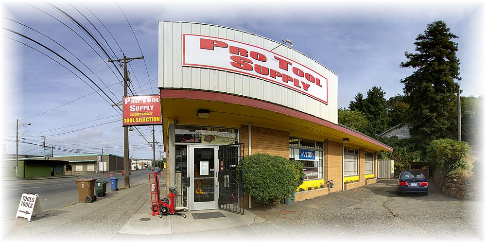 Pro Tool Supply Tacoma
