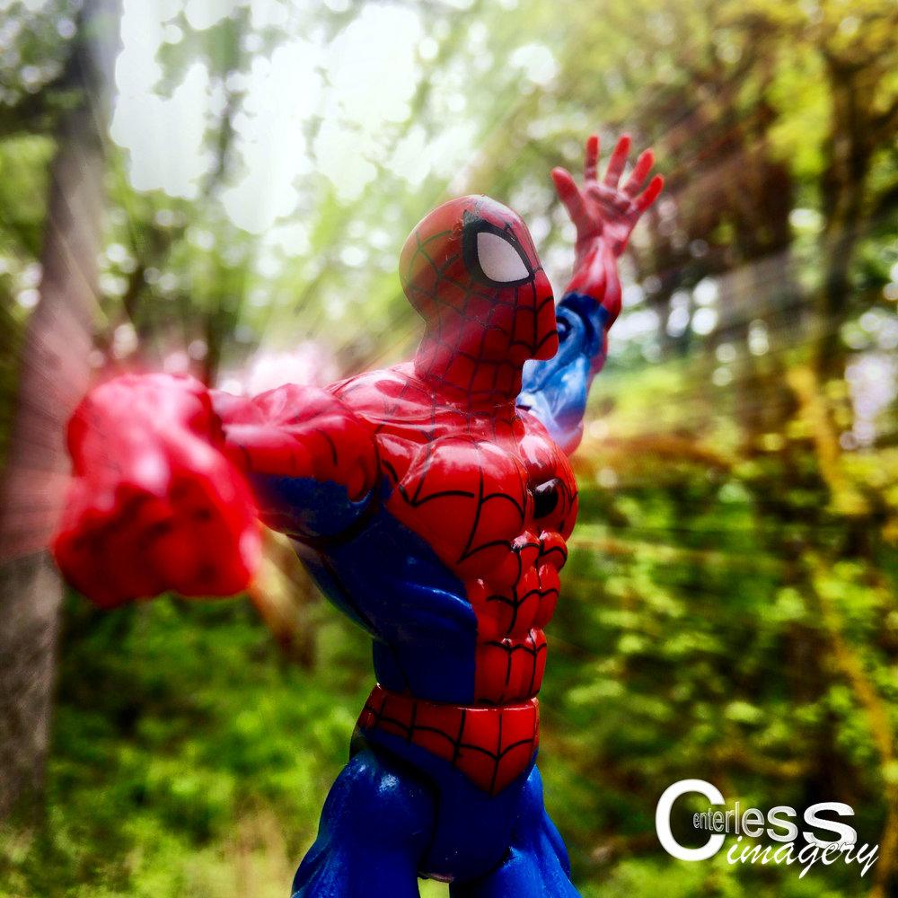Spider-Man Punch