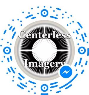 Centerless Imagery Messenger Logo Space