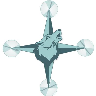 Drone Wolf Northwest
