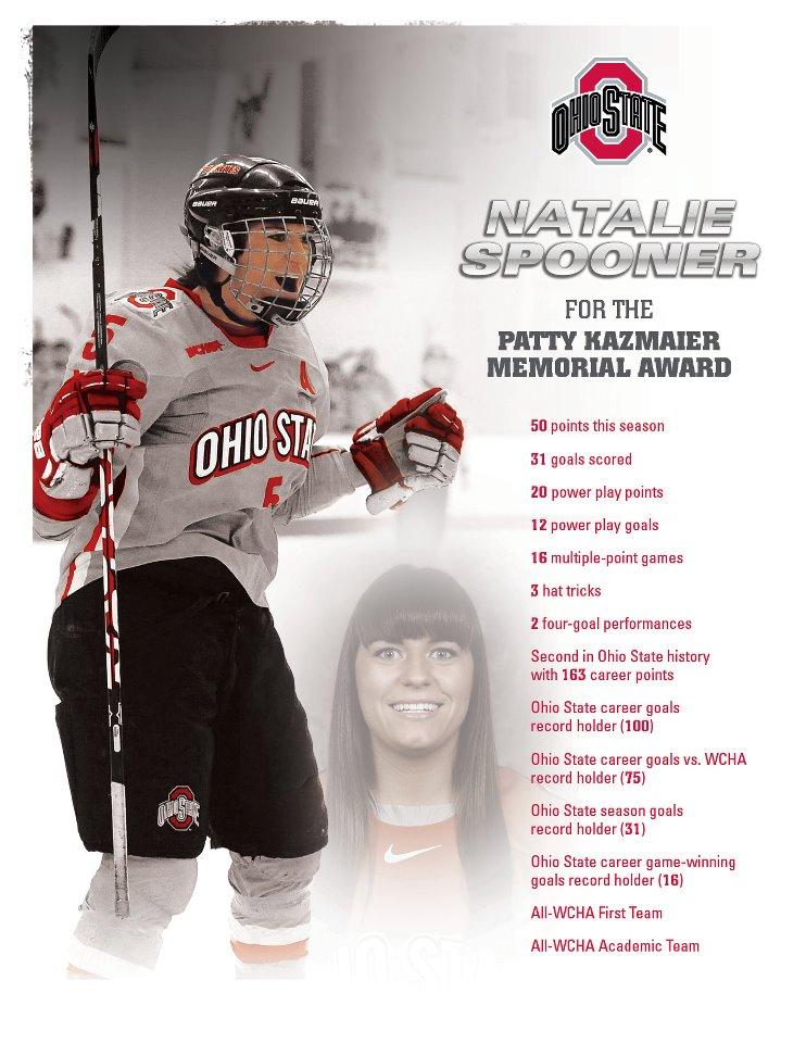 Natalie Spooner Ohio State