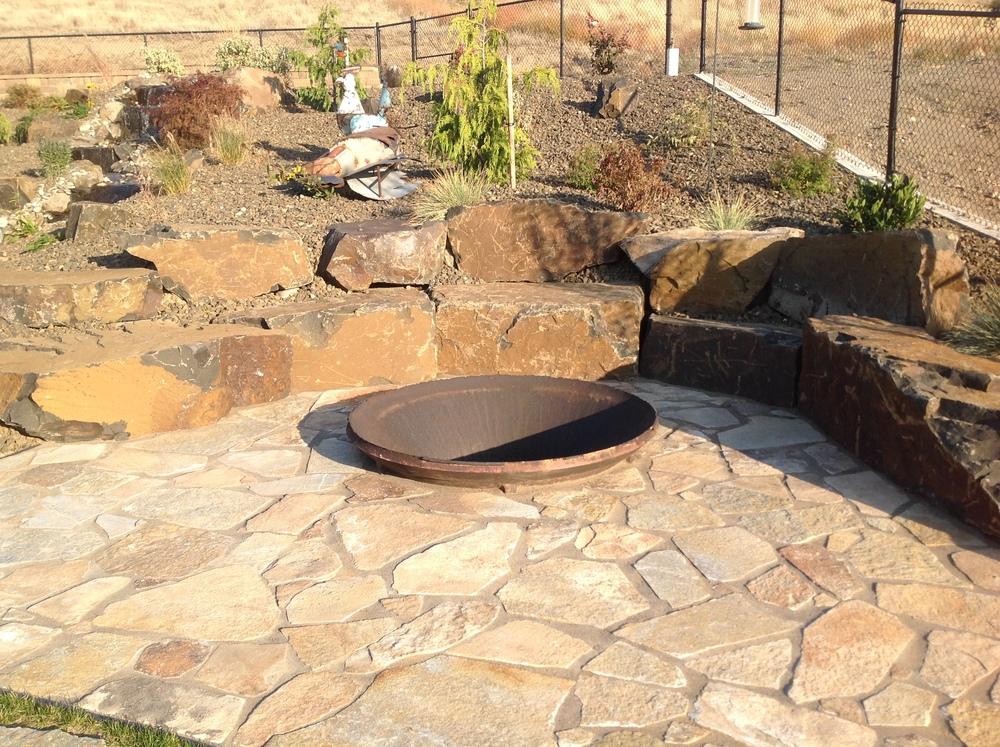 - Fire Pits — Rock Placing Company
