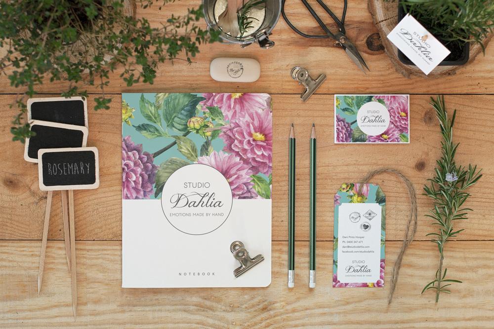 Dahlia-garden