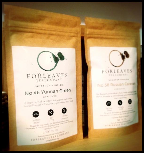 ForLeaves Tea Company
