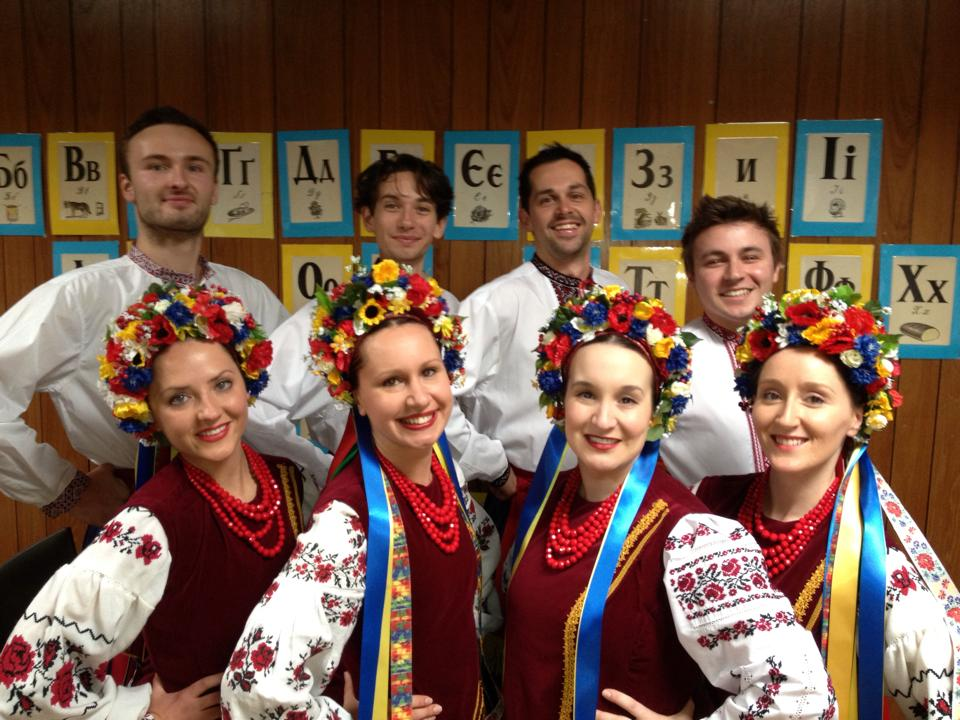 Ukrainian Independence Day Celebrations - Geelong