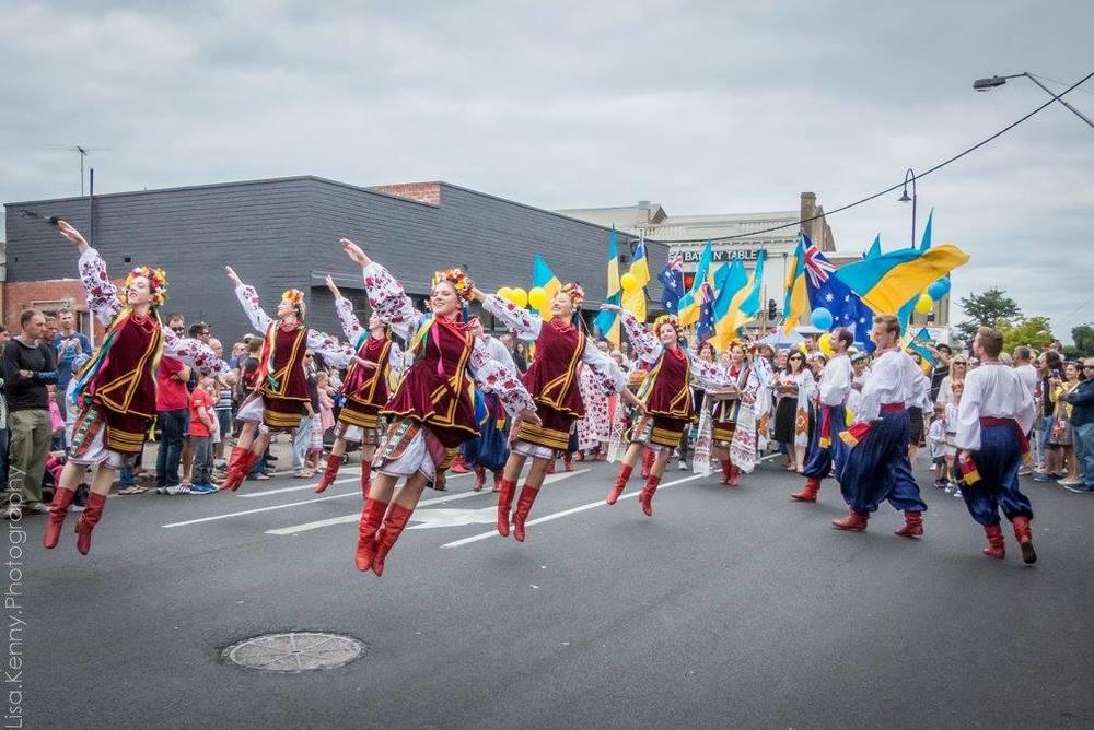 Pako Festa Parade 2016